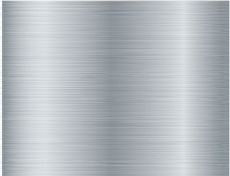 brushed: Brushed metal texture abstract background. Vector illustration