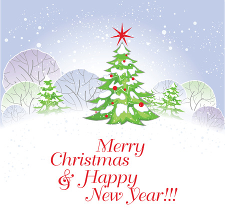 christmas greeting card: Greeting card, Christmas card Christmas background.