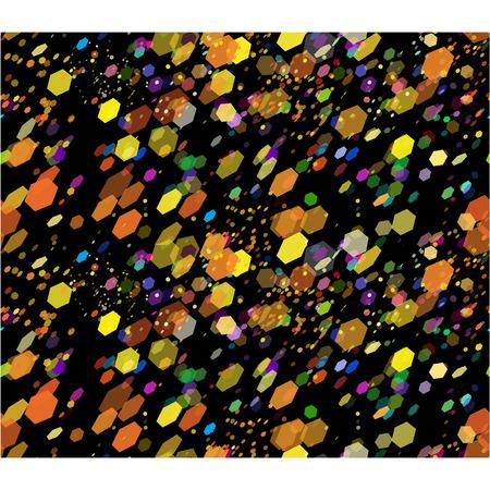 Abstract vector seamless pattern. Standard-Bild - 109723236