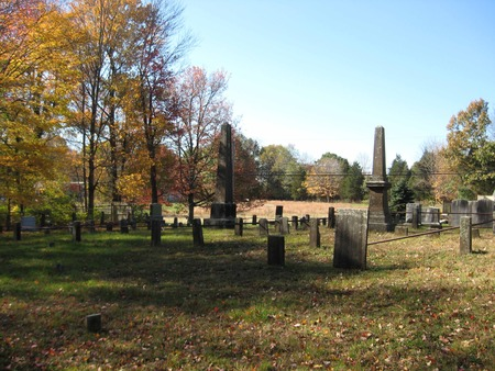 connecticut: Connecticut Cemetery