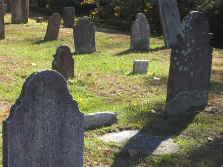 cemetery: Connecticut Cemetery