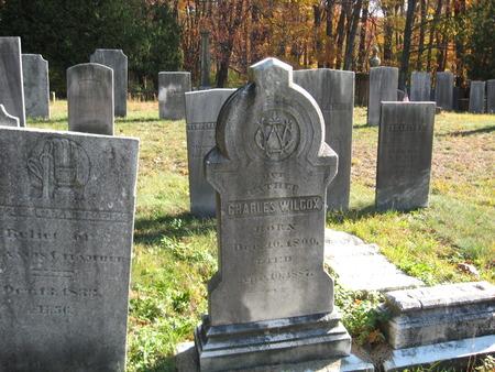 connecticut: Connecticut cemetery