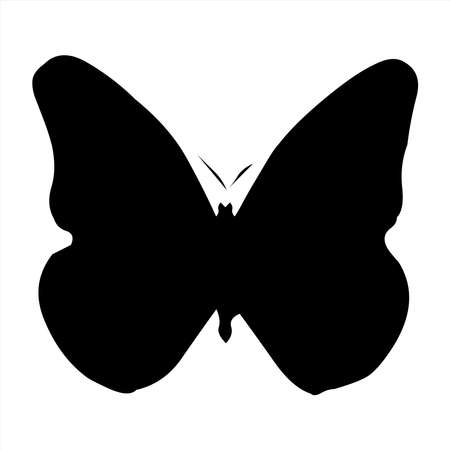 Butterfly vector, butterfly icon set
