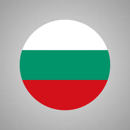 Vector Of Bulgaria Flag, Flag Of Bulgaria
