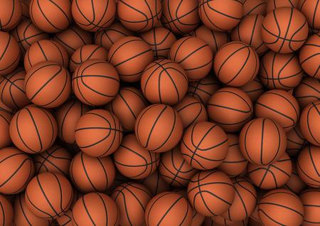 3dcg: Basketball