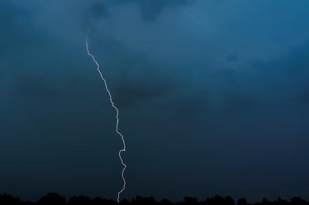 lightning strike: lightning strike