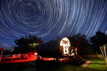 star trail Colonial Wagon