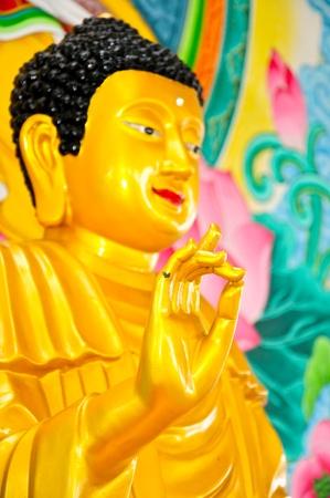 idolatry: Golden Buddha
