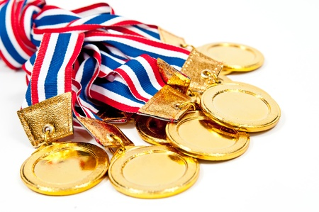Golden Medals, award photo