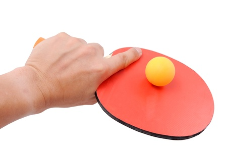 Table Tennis Racket photo