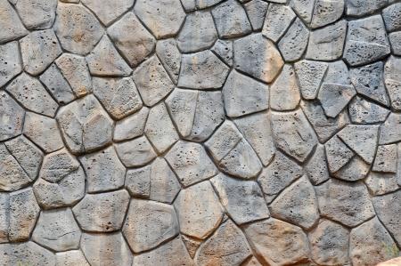 arrange: Brick Arrange lovely Brick in Thailand Stock Photo