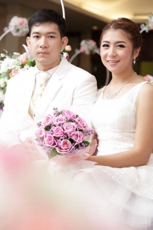 SONGKLA THAILAND -SEPTEMBER 27  Wedding ceremony SEPTEMBER 27 2013, Songkla Thailand