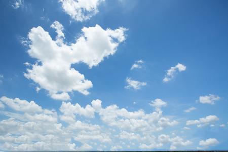 daylight: blue sky cloudy in daylight
