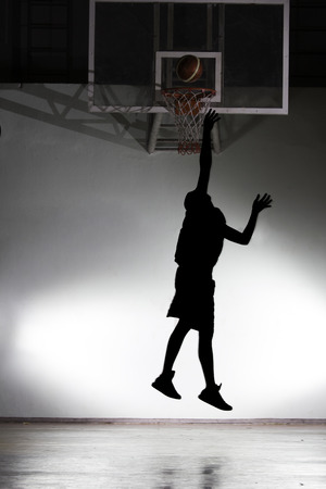 african basket: Basketball carry ball for shoot score in the game match