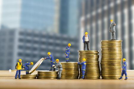 Bouwen aan een zakelijk team verhoogt uw groeibudget voor investeringen in de toekomst.