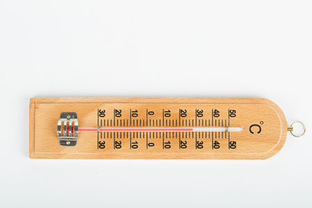 termometer: Thermometer for measure your temperature Stock Photo