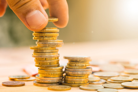 grow money: Save money with stack money coin for growing your business
