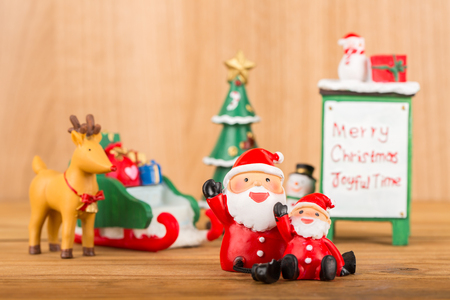 christmas item for decoration on x mas day