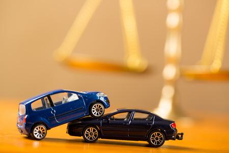 accidente de coche necesita a la justicia en caso de que no pueda negociaciones
