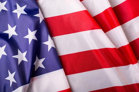 independencia: fondo de la bandera americana para editar su dise�o. Foto de archivo