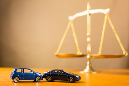 fender bender: Car accident need to justice in case can not negotiations