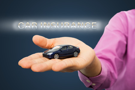 solicitude: Car insurance ,agency holding model for show transport service and protection assurance.