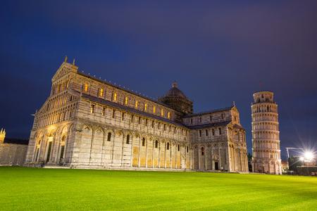 PisaTower city architecture and history landmark of Italy.