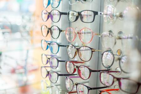 EXHIBIDOR: Gafas de mostrar los productos en el diseño shelf.Glasses múltiples.