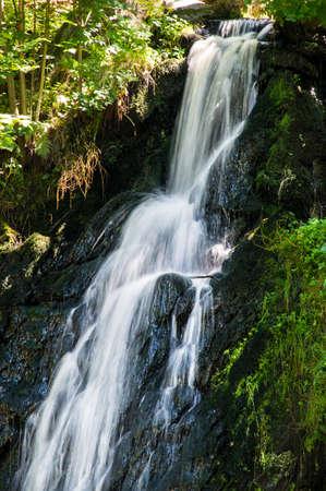 sensational: enchanted waterfall