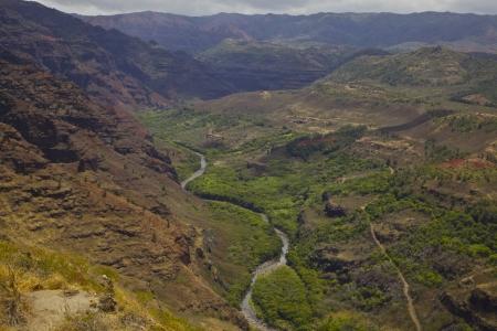 Waimea Canyon Stock Photo - 16659269