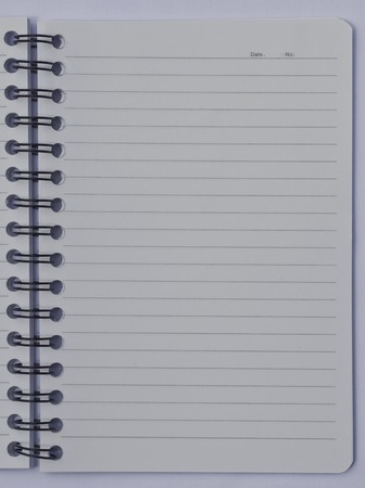 note book Stock Photo - 7463954