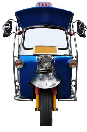 tuk: tuk tuk tricycle
