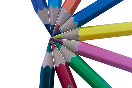 color pencils Stock Photo - 7886662