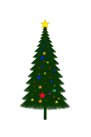 christmastree: christmastree Stock Photo