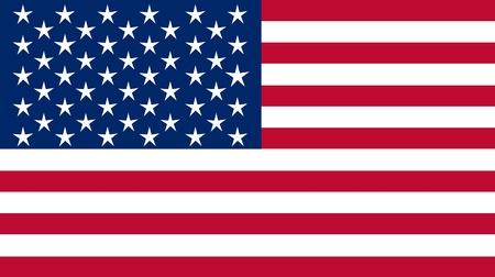 american flags: La bandera de la naci�n de Estados Unidos