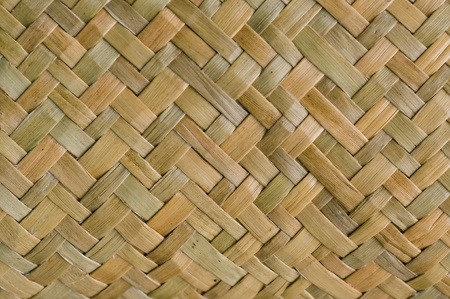 basketwork background Stock Photo - 9362331