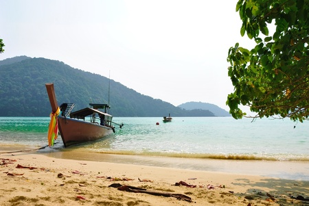 Surin island national park in Thailand Stock Photo - 12631719