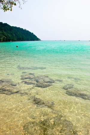 Surin island national park in Thailand photo