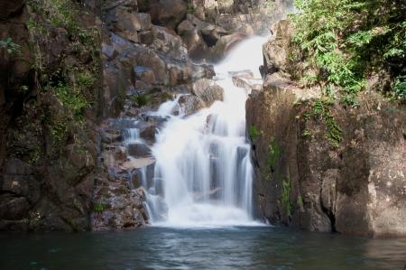 namtok: Namtok Phlio, Phlio waterfall national park in Chanthaburi Province Thailand