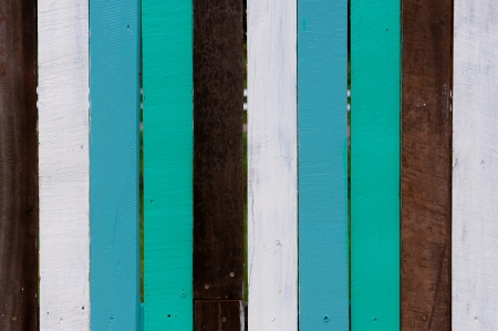 colorful of old wood background  photo