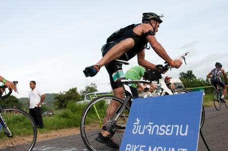 hin hua: HUA HIN Triathlon competition,Thailand Editorial