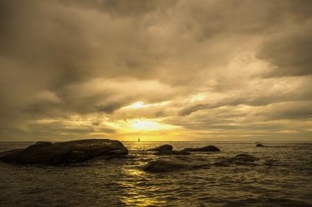 hin hua: Hua Hin beach,Thailand