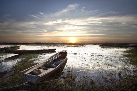 fischerei: Waters und Fischerei. Lizenzfreie Bilder