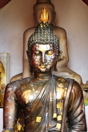 Buddha close up photo