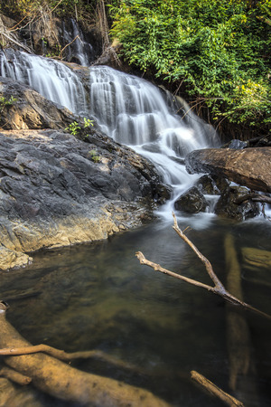 Klong Lan National Park located on Amphur Klong Lan and Muang, Kampaeng Phet province. It covers Klong Lan forest, which is the last forest complex of Kampaeng Phet. It is also a watershed for many fields of Mae Ping River such as Klong (canal in English)