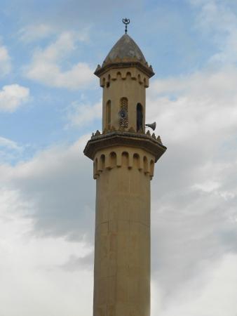 A mosque minaret in Algiers Algeria Stock Photo - 15030397