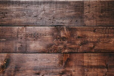 Old wood background texture. Retro wooden table. Empty plank wooden wall texture background. Foto de archivo