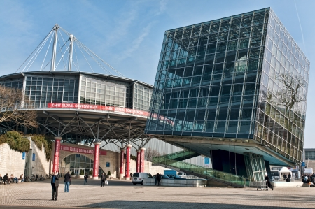 CeBIT Conferences Center