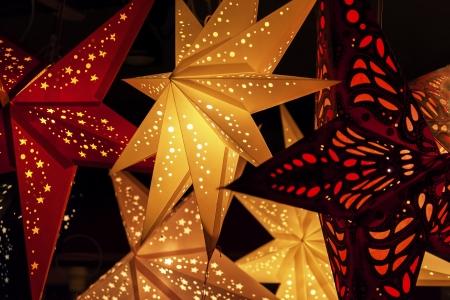 Star lanterns Stock Photo - 15545453