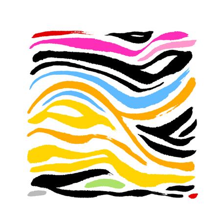 zebra print hand drawn pattern vector illustrations royalty free rh 123rf com Zebra Print Wall Art animal print cebra vector